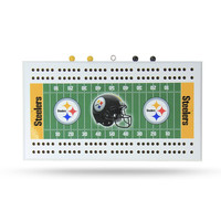 Pittsburgh Steelers NFL Cribbage Board