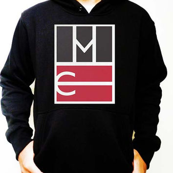 Magcon Boys Hoodies Hoodie Sweatshirt Sweater Shirt black white grey Unisex size