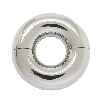 5mm to 15mm 316L stainless  steel body piercing jewelry segment tribal dream ring for man genital piercing