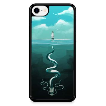 Spirited Away B6 iPhone 8 Case