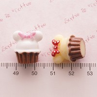 Classic Mouse Cupcakes  6pcs by SophieToffeeCo on Etsy
