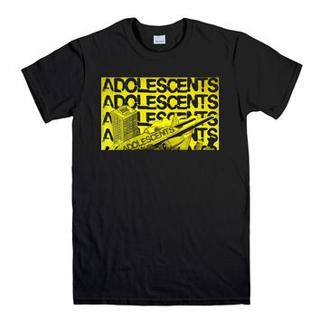 ADOLESCENTS BAND Men's T-Shirt