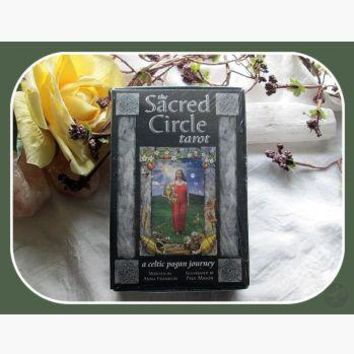 Sacred Circle, Celtic Pagan Journey Tarot