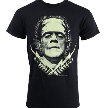Universal's Frankenstein Glow In The Dark T-shirt