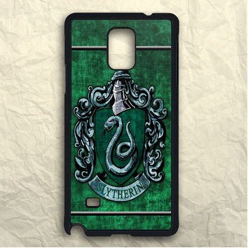 Harry Potter Slytherin Crest Samsung Galaxy Note 3 Case
