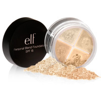 E.L.F - Mineral Personal Blend Foundation SPF 15 - Light