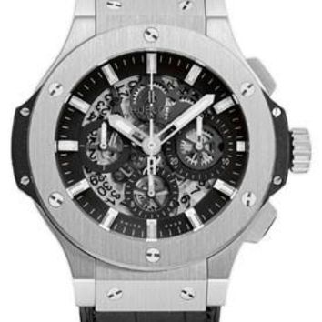 Hublot - Big Bang 44mm Aero Bang Stainless Steel