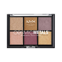 Cosmic Metals Shadow Palette | NYX Cosmetics