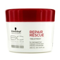 Schwarzkopf BC Repair Rescue Treatment - For Damaged Hair (New Packaging) 200ml