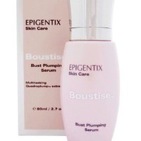 Boustise Breast-Enhancement Cream 2.7oz - QUADRAplumpTM Extracts - 2 Month Supply - Volume Enlargement Action - Made In Canada
