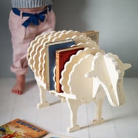 Rowen & Wren - Baa-Baa Book Shelf