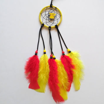 Pikachu Dream Catcher