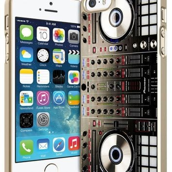 Pioneer DDJ SX Serato DJ Iphone 4/4s 5 5c 6 6plus Case (iphone 5c white)