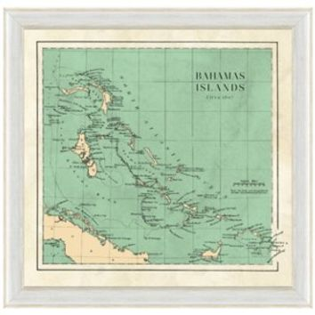 Map of the Bahamas, Maps