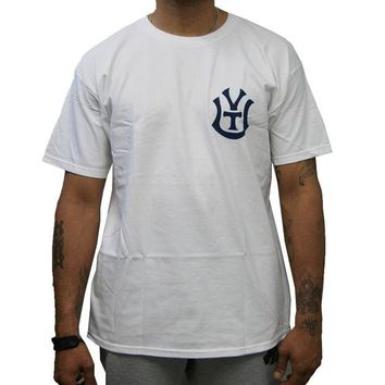 ONETOW Undefeated Borough Tee In White