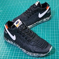 Off White X Nike Air Max Black Sport Running Shoes - Best Online Sale