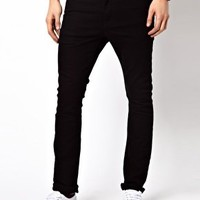ASOS Super Skinny Black Jean at asos.com
