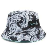 Diamond Supply Co Diamond Floral Bucket Hat - Mens Backpack - Black - One