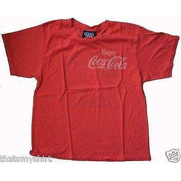 Enjoy Coca Cola Tee
