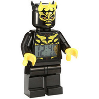 "LEGO Kids"" Star Wars Savage 9.5 Minifigure Alarm Clock"