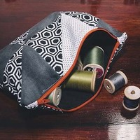 Patchwork Accessory Bag from dani