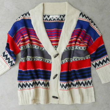 Native Winds Knit Cardigan
