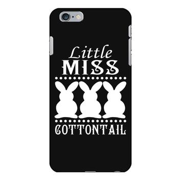 little miss cottontail cute bunny easter iPhone 6 Plus/6s Plus Case
