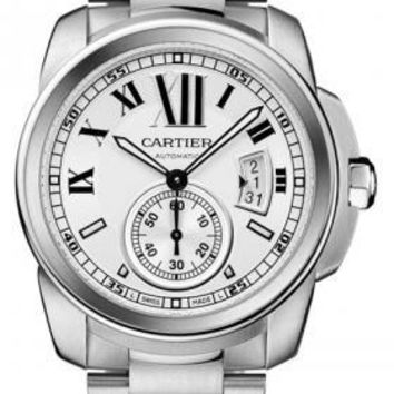 Cartier - Calibre de Cartier Automatic Steel