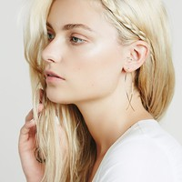 Free People Classic Hoop Earring