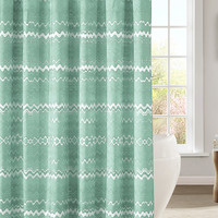 Duck River Mikaela Shower Curtain - Grey