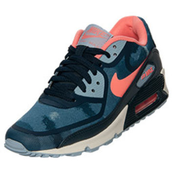 Women's Nike Air Max 90 Premium Tape Running Shoes