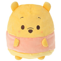 Disney Store Japan Winnie the Pooh Ufufy Medium Plush New with Tags