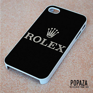Rolex Logo iPhone 4 | 4S Case Cover