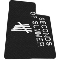 logo 5sos 2 for Kids Blanket, Fleece Blanket Cute and Awesome Blanket for your bedding, Blanket fleece *AD*