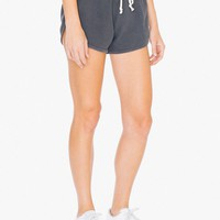 French Terry Running Short | American Apparel