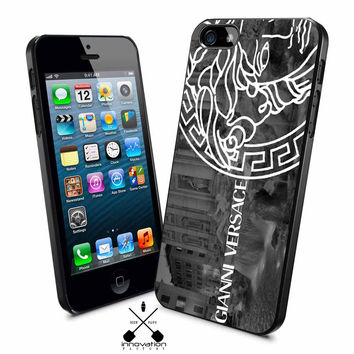 Versace fashion gianni iPhone 4s iphone 5 iphone 5s iphone 6 case, Samsung s3 samsung s4 samsung s5 note 3 note 4 case, iPod 4 5 Case