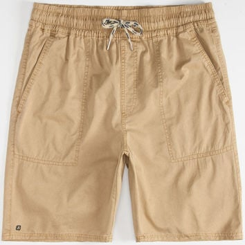 Micros Harbor Mens Shorts Khaki  In Sizes