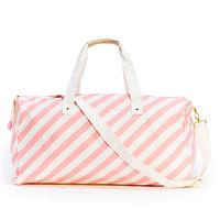 Ban.do Extreme Ticket Stripe Duffle Bag