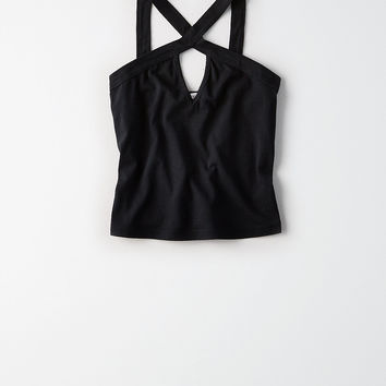 Don't Ask Why Keyhole Tank, Black
