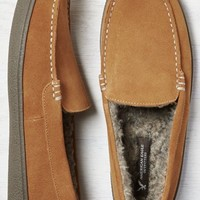 AEO 's Suede Moccasin (Tan)