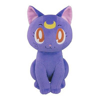 Luna Sailor Moon 12 Inch Plush