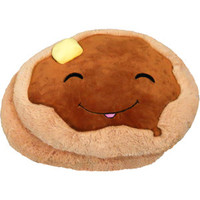 Comfort Food Pancakes: An Adorable Fuzzy Plush to Snurfle and Squeeze!