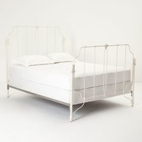 Hadley Bed by Anthropologie White