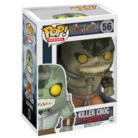 Killer Croc Batman Arkham Asylum POP! #56 Heroes Vinyl Figure