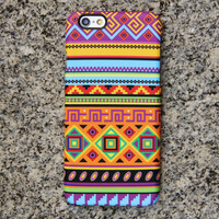 Ethnic Stripes Tribal iPhone 6s Case iPhone 6 plus Case iPhone 5S 5 iPhone 5C iPhone 4S/4 Case Samsung Galaxy S6 edge S6 S5 S4 Case 030