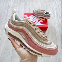 NIKE AIR MAX 97 Sport Shoes Women Men Sneakers Running Shoes-2