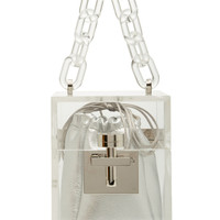 Alibi Box Top Handle With Leather Pouch | Moda Operandi