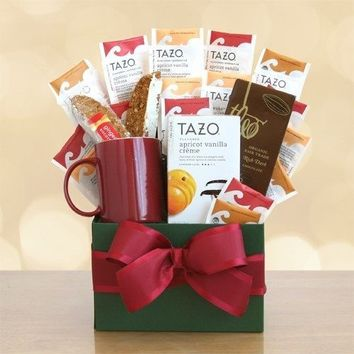 Tazo Tea Temptations Gift