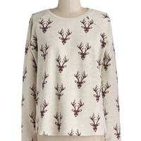 I'm Going Stag Sweater