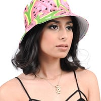 Watermelon Bucket Hat